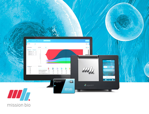 Mission Bio's single-cell multi-omics solution