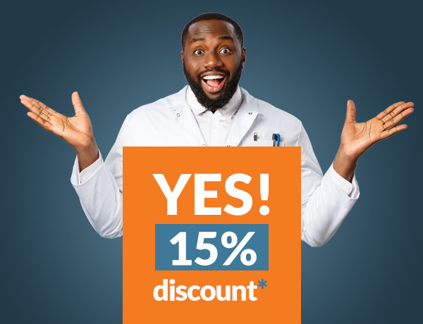 YES! 15% discount during the Year End Savings Promotion - BIOKÉ